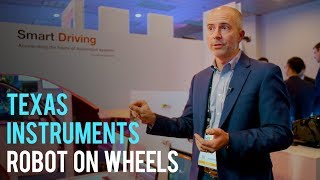 Robot on Wheels: Texas Instruments Car Mirror Tech