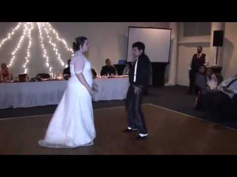 Funny First Wedding Dance Surprise Tbrb Info