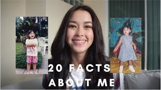 20 FACTS ABOUT ME | Patricia Good