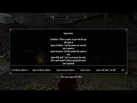 TESV Skyrim: Don't say you want a bandit raid