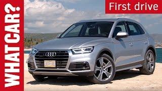 2017 Audi Q5 driven | What Car? first drive