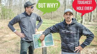 Paul McBeth's NEW COURSE DESIGN PREVIEW!!