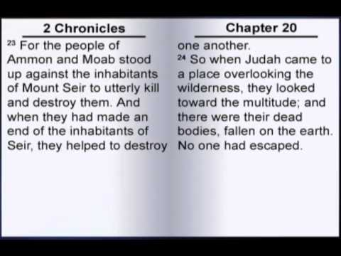 The Second Book of Chronicles