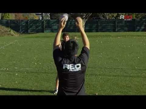 R80 The Mechanics of the Lineout Throw - Crusaders Series [DRD5]