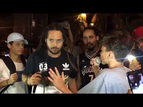 BMO vs Naui MOVNI - A Revanche (Filho vs PAI) Batalha do relógio 2018 Duelo Fodástico