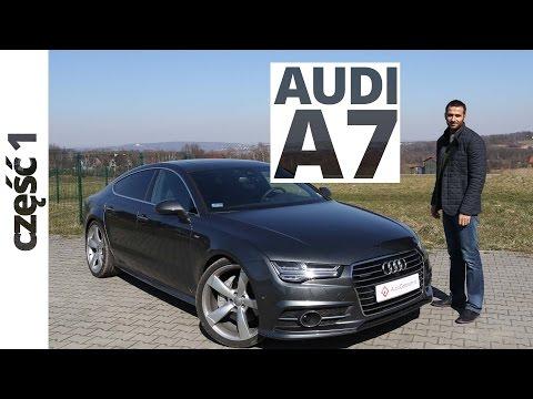 Audi A7 Sportback 3.0 TFSI 333 KM, 2015 [PL/ENG/DE] - test AutoCentrum.pl #189