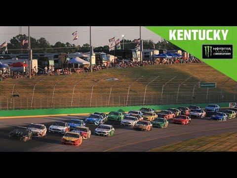 Monster Energy NASCAR Cup Series - Full Race - Quaker State 400