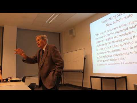 Islamic Revivalism with John O Voll p2