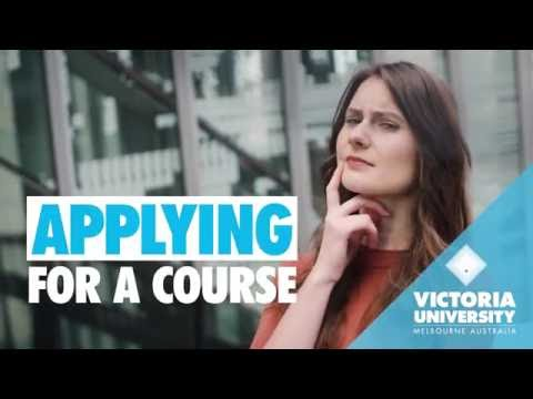 Applying for a Course
