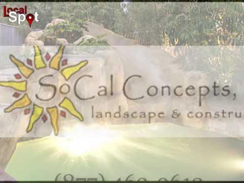 SoCal Concepts Inc | Landscaper of Irvine