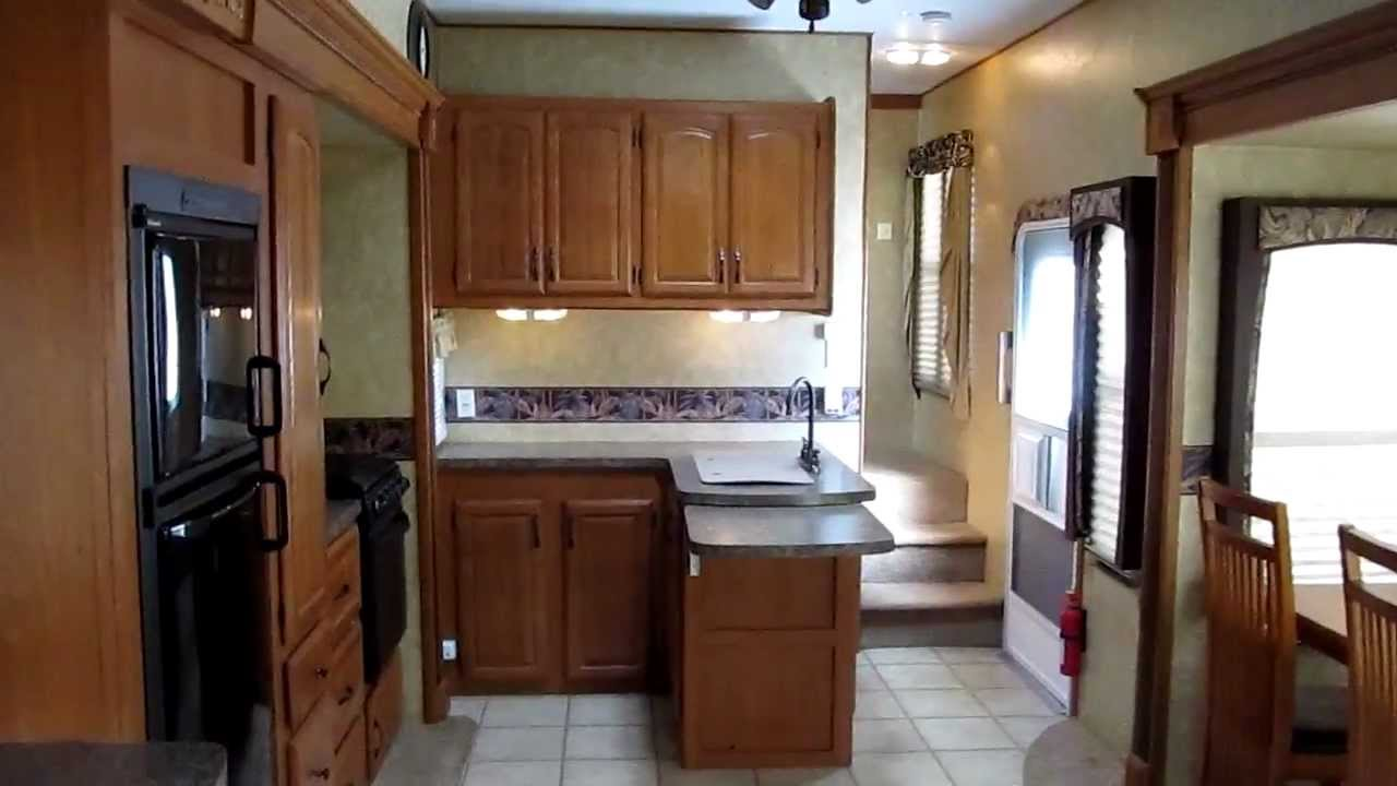 Fifth Wheel With Outside Kitchen For Sale
