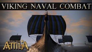 Total War Attila - Viking Naval Combat Rant