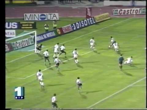 02J :: Sporting - 0 x Farense - 0 de 1996/1997