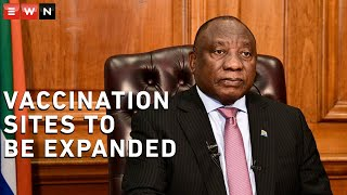 President Cyril Ramaphosa announced on 28 February 2021 that SA would be expanding its vaccination sites as it expects to finalise phase 1 and begin phase 2 of its vaccination rollout in late April. Ramaphosa also mentioned that more vaccines had been procured from Johnson & Johnson, Pfizer and Covax.