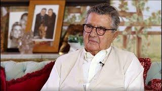 Intervista Esclusiva Con L'ingegner Carlo De Benedetti