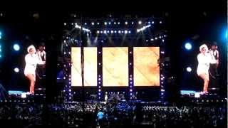 Скачать Keyshia Cole Last Night Diddy S Song EMF 2012 Live
