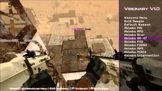 MW2  Visionary v1.0  All Client Mod Menu  TU8  + Download