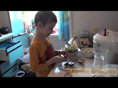 Фруктовый салат как сделать