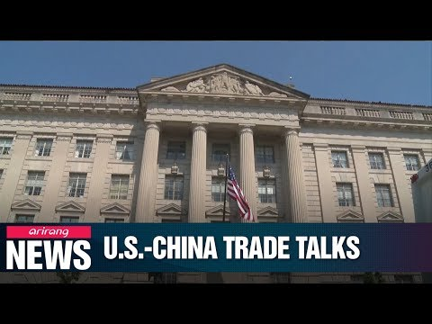 U.S. Blacklists 28 Chinese Entities While Trade Talks Are Set To Resume Thursday