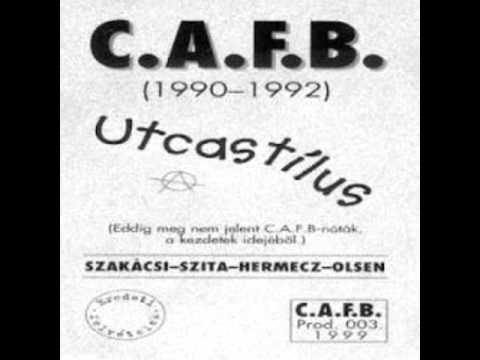 C.A.F.B. - UTCASTILUS/Streetstyle (1990-1992) Full album