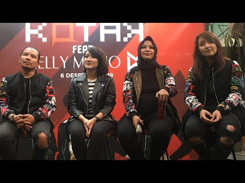 Download Tantri Cuti Hamil, Melly Mono  She  Ambil Ahli Jadi Vokalis Band Kotak Mp4 baru