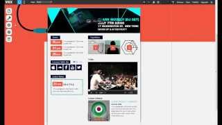 HTML Website Builder | How to add and customize an iTunes button