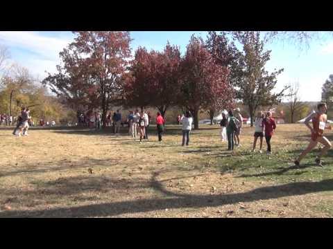 2012 NCAA South Central XC Regional Meet