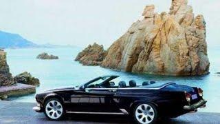 #8. GAZ 21-BMW