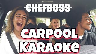 Carpool Karaoke mit Chefboss