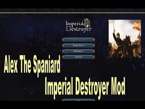 ETW IMPERIAL DESTROYER MOD review [Alex The Spaniard]