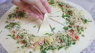 Вы Никогда не Видели Такого Вы Будете Поражены формой Пирог Быстрый ужин