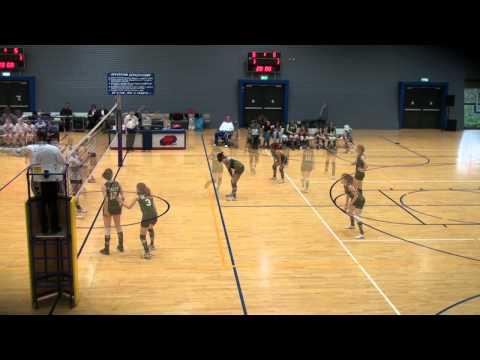 Euros 2011 Championship Volleyball - SHAPE vs Ramstein