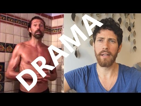 Dan The Man No Longer Vegan + The Vegan Drama Circus + My Challenge to LifeRegenerator