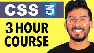 CSS Crash Course for Absolute Beginners - Full Course
