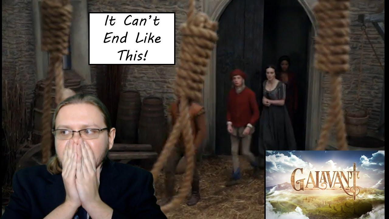 Download Galavant - Season 1 Finale (Reaction!) : Behind the Curve Reacts