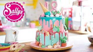 18th Birthday Cake / Geburtstagstorte zum 18. / Drip Cake