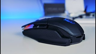 MSI Clutch GM60 Gaming Mouse Review (4K)