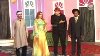 Best Of Amanat Chan and Sajan Abbas Stage Drama Full Comedy Clip
