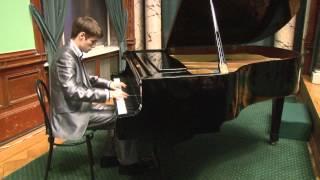 Vladislav Agramakov LIVE: Concert in House of Scientists November 22, 2014
