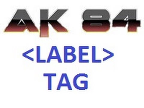 Html 5 Tutorial In Hindi 81 Label Tag