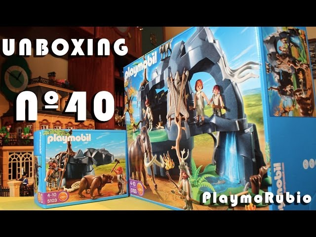 Unboxing nº40 PlaymoRubio