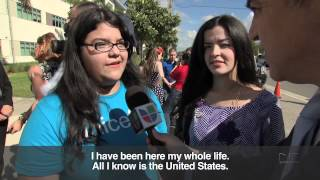 Pelaez sisters continue fight against impending deportation