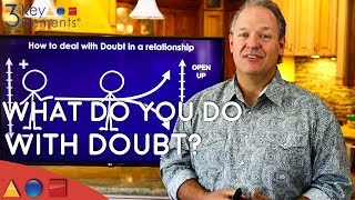 Doubt comes and sometimes it into our relationships but doesn't mean you're in a bad relationship, it's just human nature. let me help you take the ...