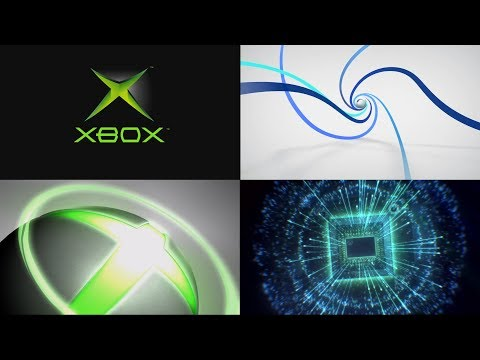 Every Xbox Startup Screen + Unused Concepts (Xbox Original, 360, One, One X) 🎮