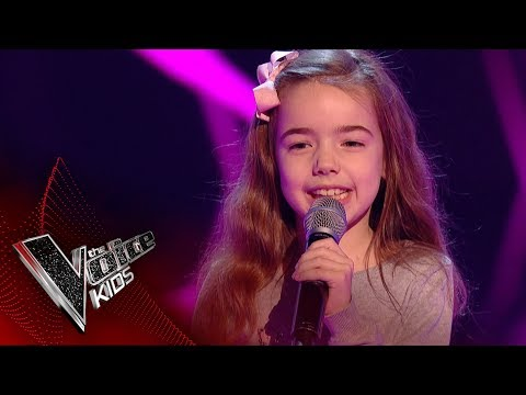 Thumbnail: Daisy performs 'When I'm Gone': Blinds 3 | The Voice Kids UK 2017
