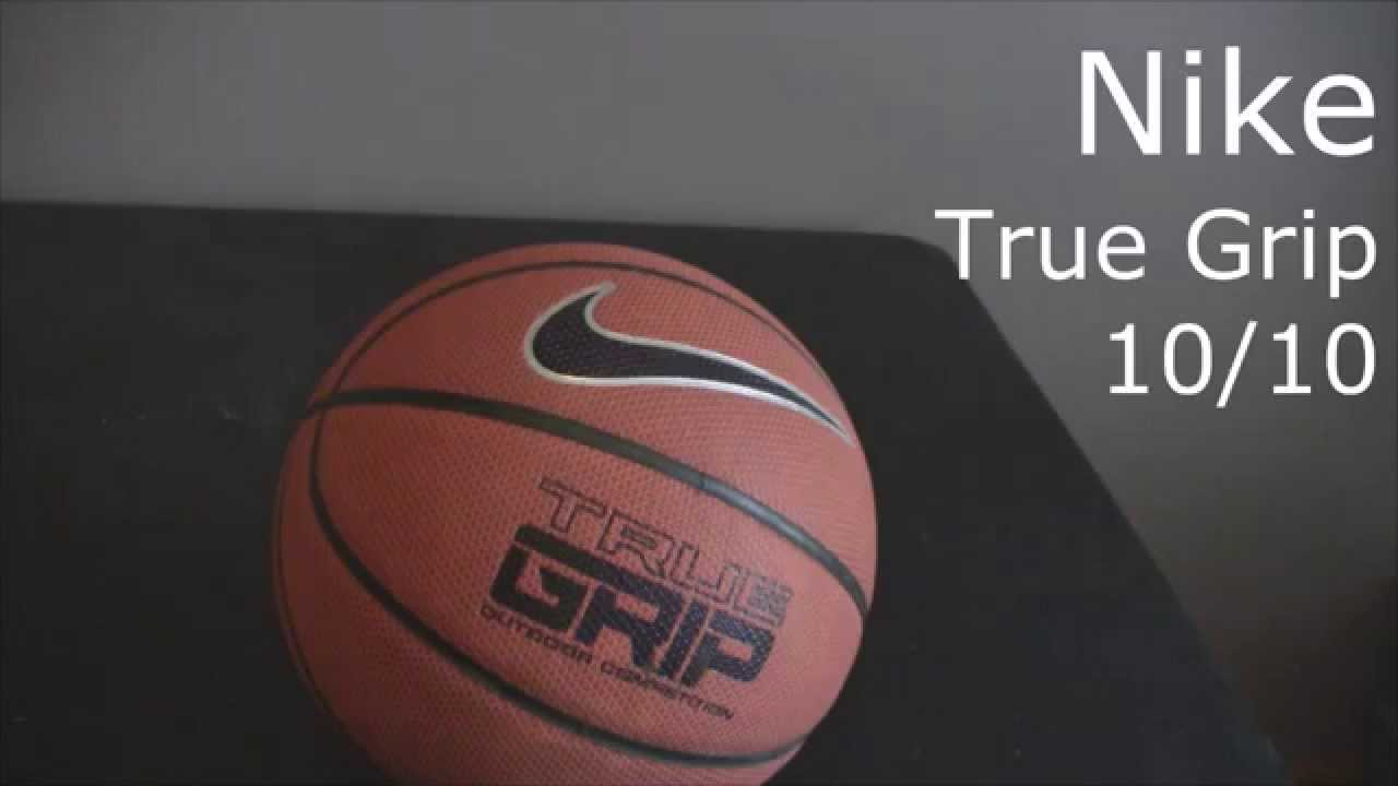 basketball review nike true grip youtube