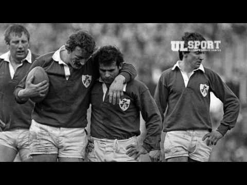UL Sports Hall of Fame - Tony Ward, Rugby