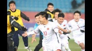 Vươn Cao Việt Nam - Việt Nam vs Qatar tổng hợp 2018
