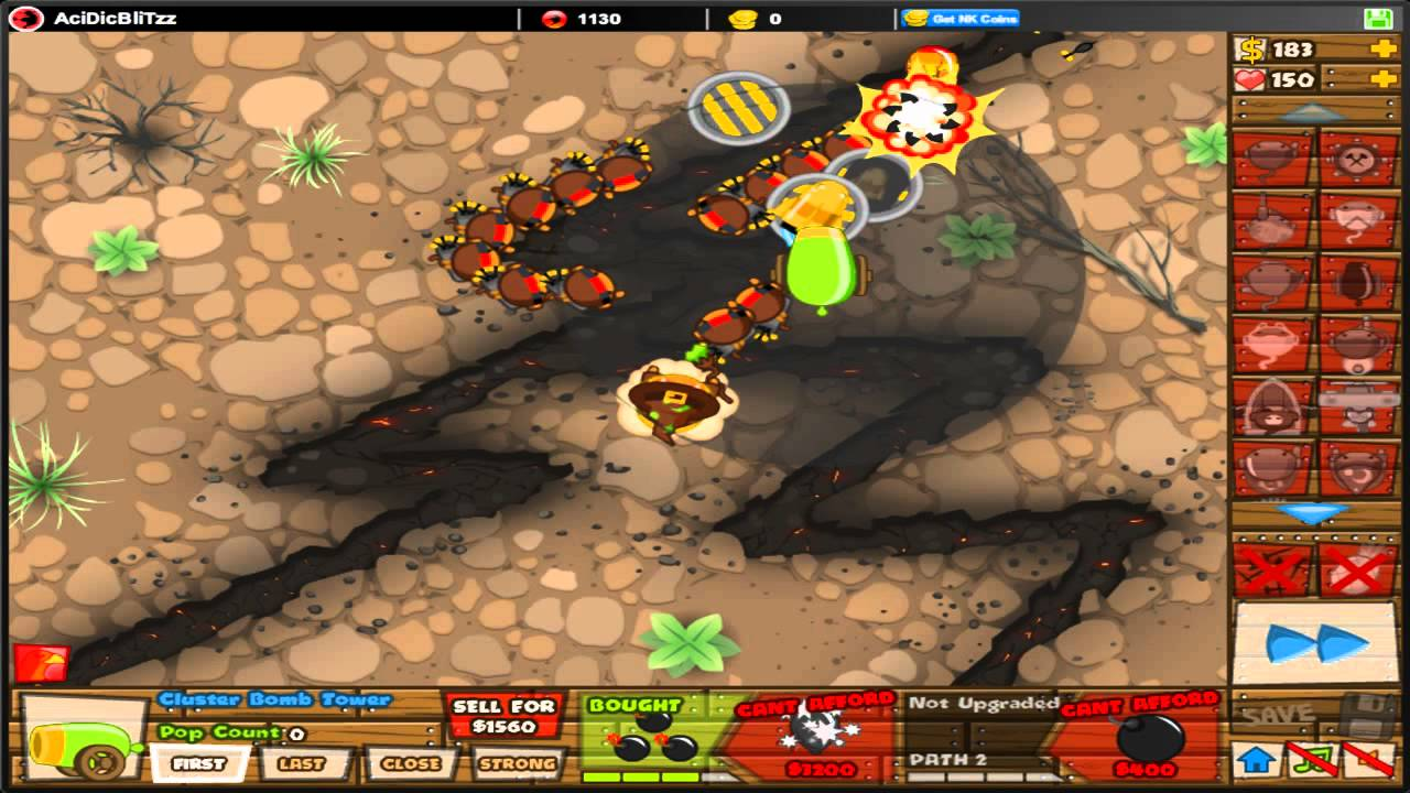 tower defense five