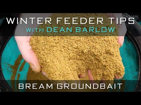 Winter Feeder Tips With Dean Barlow – Bream Groundbait